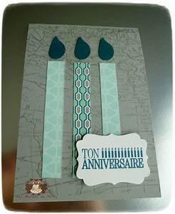 Fabriquer Carte Anniversaire : idee de carte d anniversaire a fabriquer ~ Melissatoandfro.com Idées de Décoration