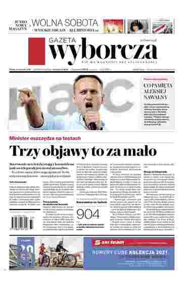 Gazeta Wyborcza - e-wydanie, e-prenumerata, gazeta online ...