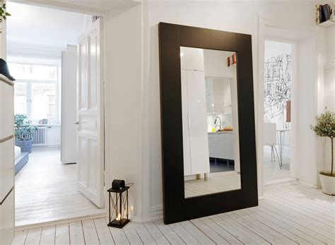 floor mirror stopper entrance hall decoration ideas to help you make the most of your entry adorable home