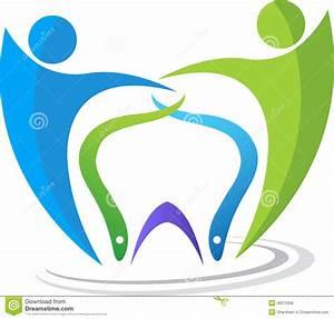Dental Couple Logo Royalty Free Stock Photos - Image: 26073358