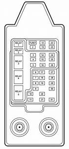 01 Lincoln Navigator Fuse Box Diagram