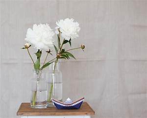Pfingstrosen In Der Vase : 2flowergirls azurweiss porzellan blumen tischdekoration ~ Buech-reservation.com Haus und Dekorationen