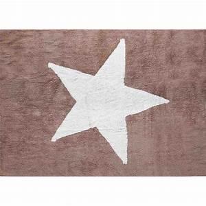 Tapis En Coton : tapis en coton motif toile 15 couleurs aratextil ~ Nature-et-papiers.com Idées de Décoration