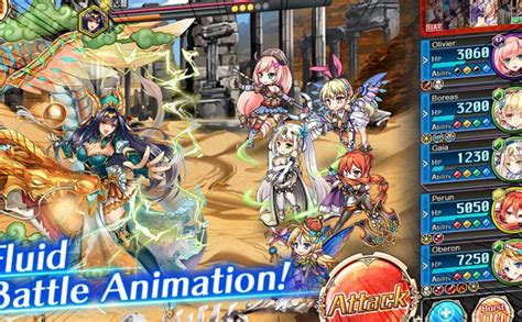 kamihime project  mod apk  god mode money