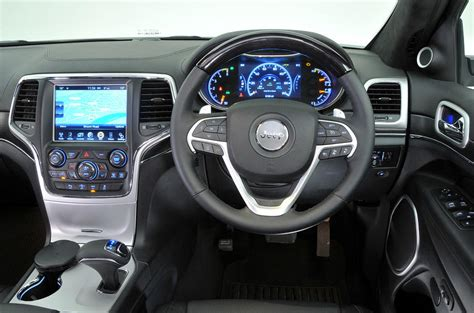 jeep grand cherokee design styling autocar