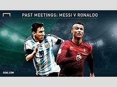 Messi v Ronaldo gallery cover Goalcom