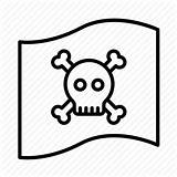 Pirate Flag Icon Fantasy Coloring Pages Adventure Nautical Ship Fairy Preschool Tale Drawing Getdrawings Clipartmag sketch template
