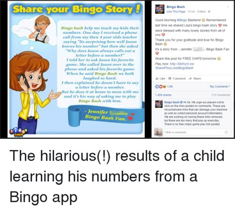 bingo bash fan page funny blessed and doe memes of 2016 on sizzle