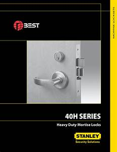 Best 40h Series Heavy Duty Mortise Locks 40hseries Web