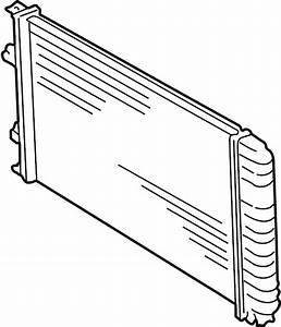 Chevrolet Cavalier Radiator  Cooling  Liter  System