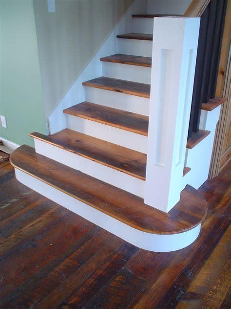 Flooring / Stair Treads   Hearthwoods