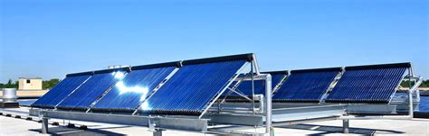 Solar Water Heaters Air Conditioning