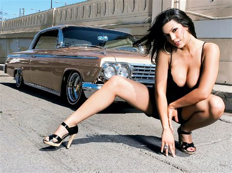 Hot Lowrider Girl Pictures