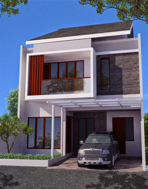 desain fasad rumah minimalis  lantai desain rumah minimalis