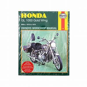 Manual Gl1000 Gold Wing  75 79