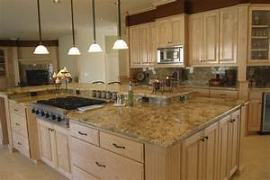 White cabinet granite impressive home design for Kitchen cabinet trends 2018 combined with gold butterfly wall art