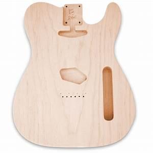 Rutters Telecaster Guitar Bodies