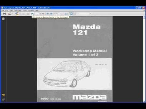 mazda  manual youtube