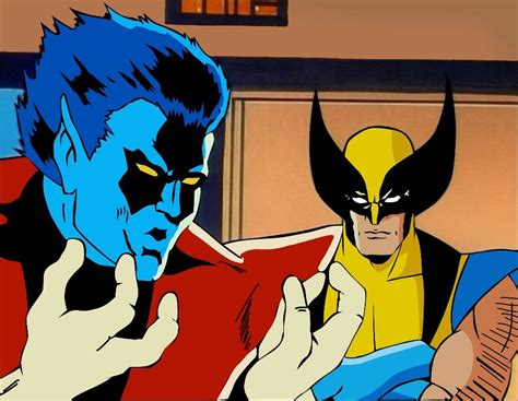 animated series wolverine iron cartoon nightcrawler episode dvd xmen cartoons guide animation comicbookmovie comics jubilee