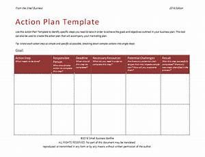 58 Free Action Plan Templates  U0026 Samples