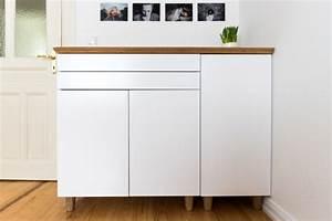 Buffet Salon Ikea : superbe buffet ikea style scandinave ~ Teatrodelosmanantiales.com Idées de Décoration