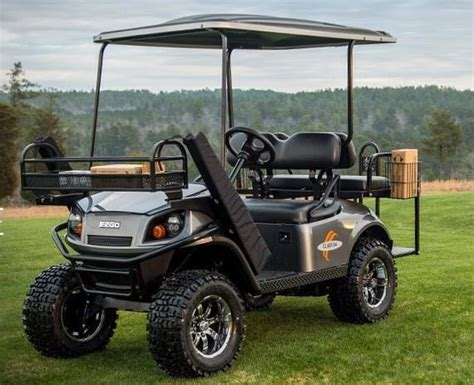 10 Ways To Soup Up Your Golf Cart