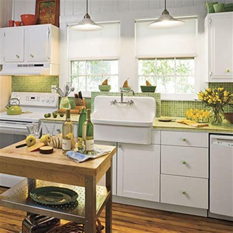 retro style kitchen accessories decoraci 243 n de cocinas peque 241 as con may 243 lica 4833
