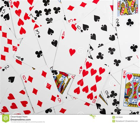 gambling cards background stock photo image  color