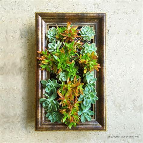 frame  vertical garden diyideacentercom