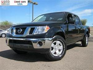 Nissan Frontier Transmission  Automatic Transmission
