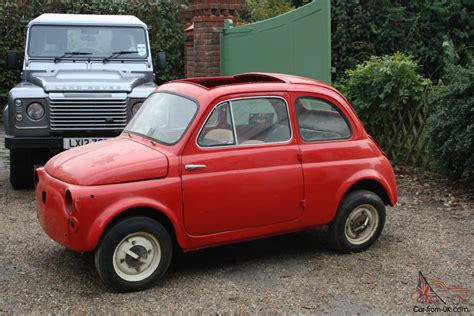 Fiat Classic Cars by Fiat 500d Classic Car
