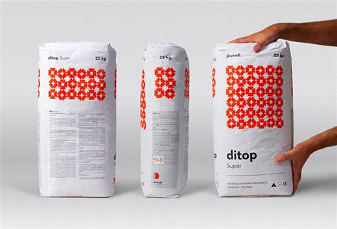 ditop cement sacks