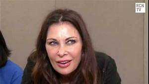 Jane Badler Interview - YouTube