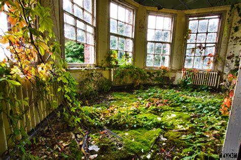 window gardens proj3ctm4yh3m urban exploration urbex whittingham insane asylum goosnargh lancashire