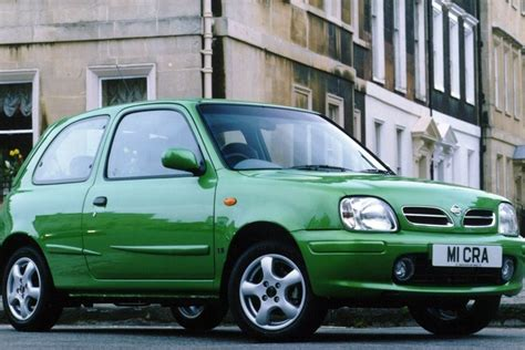 nissan micra   car review honest john