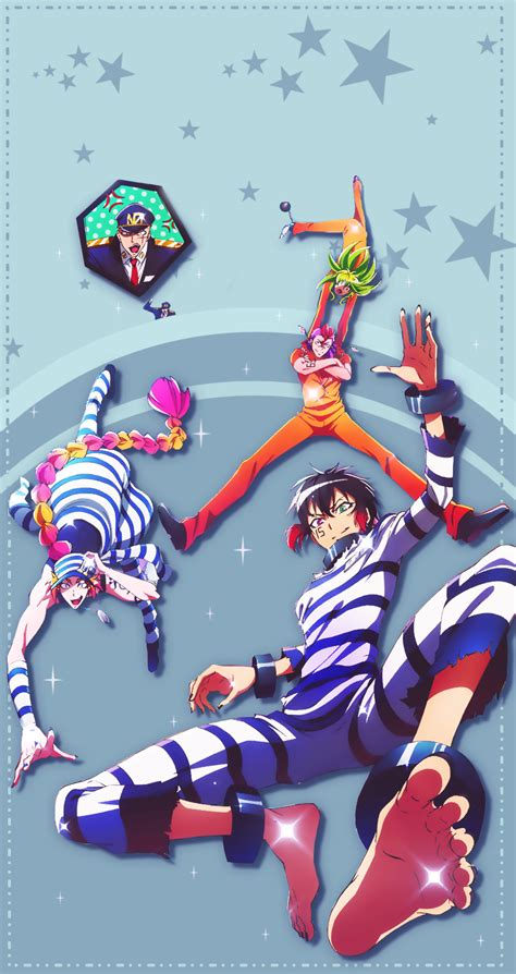nanbaka iphone wallpapers