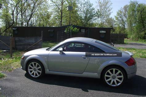 Audi Tt Alms by 2002 Audi Tt Quattro Alms Edition Coupe 2 Door 1 8l