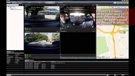 mobile dvr trackeye dvrs gps tracking   video