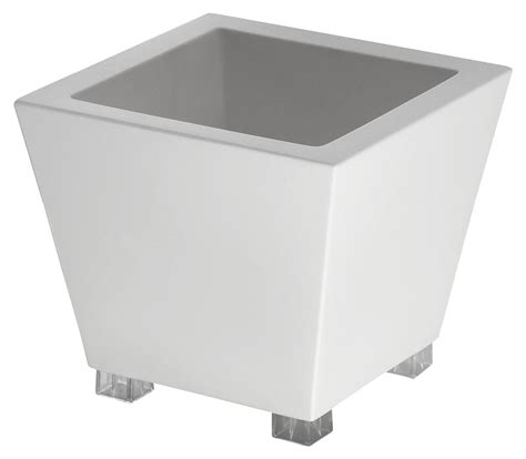 serralunga vasi prezzi scopri vaso per fiori kabin 39 bianco di serralunga made