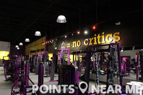 We're here to get real about fitness. PLANET FITNESS NEAR ME - Points Near Me