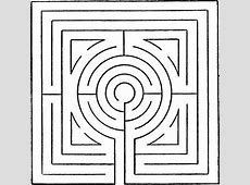Printable Labyrinth Printable 360 Degree