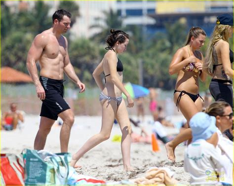 dennis lloyd bikini noah cyrus rocks a bikini in miami noah cyrus bikini