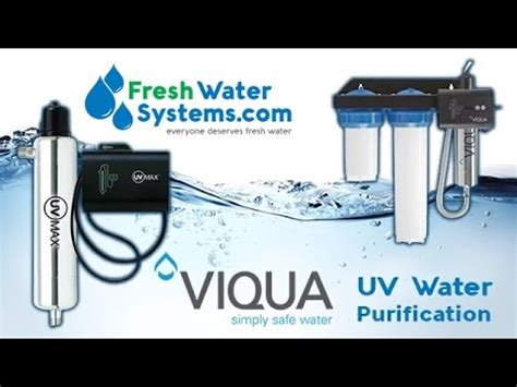 UV Water Filter & Purification Systems How They Work