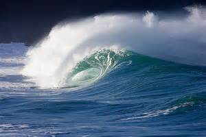 North Shore Waves Hawaii