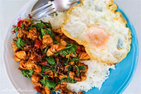 cuisine thaï recipes food
