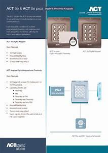 Act5e Prox Keypad