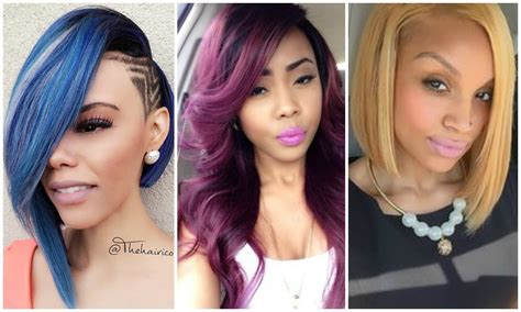 Fall & Winter Hairstyles For Black And African American