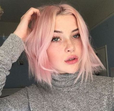 25 Best Ideas About Pale Pink Hair On Pinterest Pastel