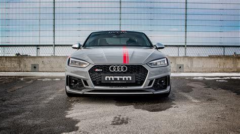 Audi Rs5 Wallpaper by 2018 Mtm Audi Rs5 R 4k Wallpaper Hd Car Wallpapers Id