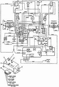 Model 614 1991 Wiring Diagram